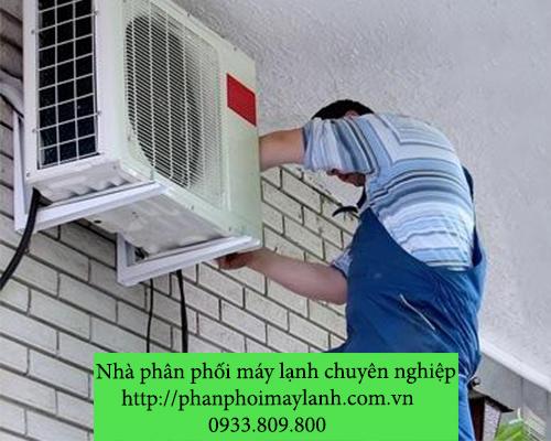 Lắp đặt máy lạnh tại quận Gò Vấp